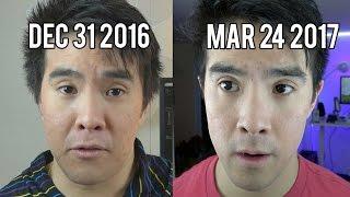 MY FACE IS SHRINKING | Fat Loss Week 9 & 10