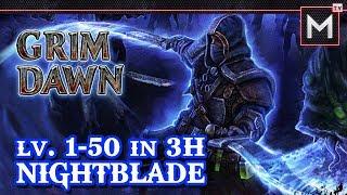 Grim Dawn] PRM Mage Hunter ( Arcanist + Inquisitor