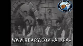 وديع الصافي المعجزة في اجمل عتابا ميجانا واغاني وديعية - فيديو