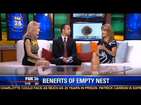 Benefits of the 'empty nest' life