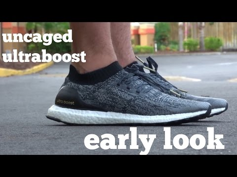 UNCAGED ULTRA BOOST (EARLY LOOK)