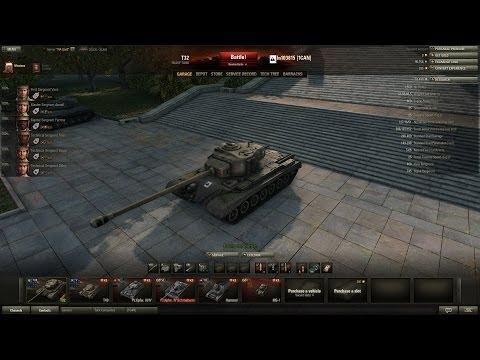 World of Tanks - T32