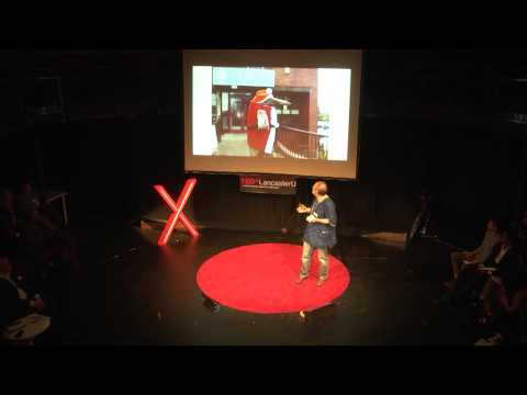 From the slave trade to fair trade; being inspired by the past | Bruce Crowther | TEDxLancasterU