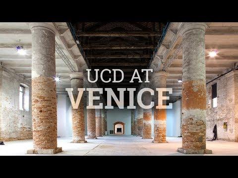 UCD architecture at La Biennale di Venezia 2018