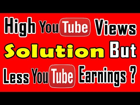 What are Monetized Playbacks ? Why Less Earning in More Views ? in Urdu/Hindi