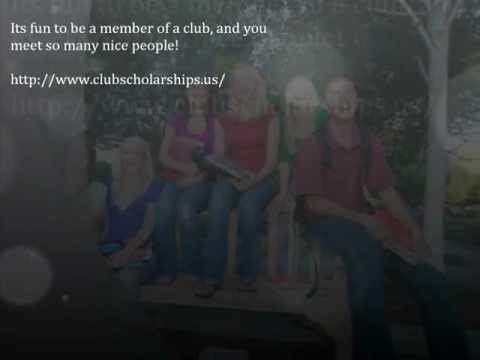 Club Scholarships for All Students
