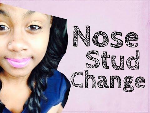 Nose Stud Change ❤️ + Surprise Ending