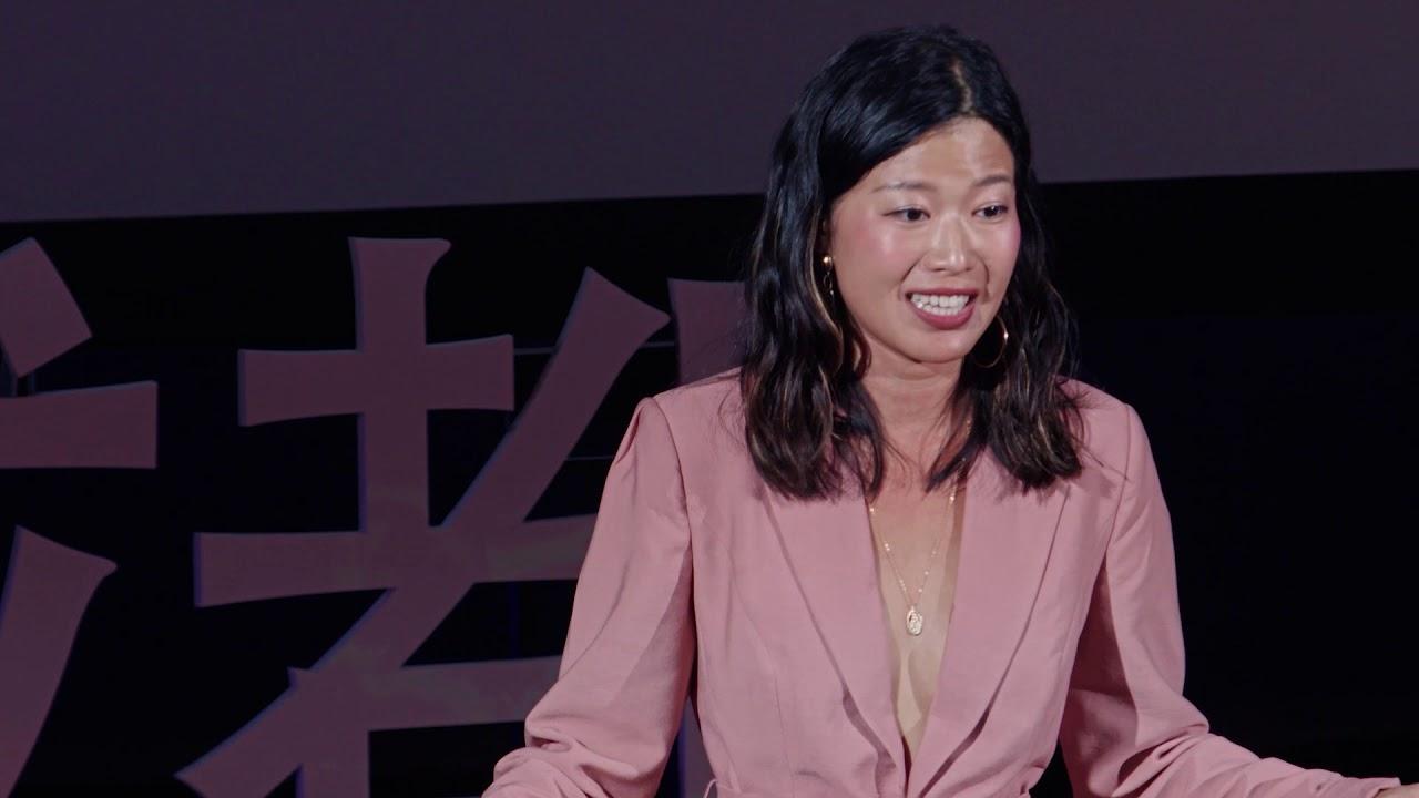一个视频日志博主的自白   JINGZHU SHAO 邵竞竹   TEDxChengdu
