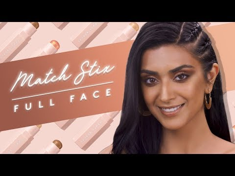 MATCH STIX: FULL FACE LOOK | FENTY BEAUTY