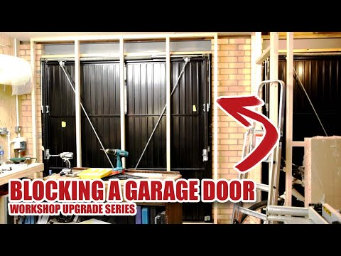 Blocking up the Garage Door - Workshop v2.0 (Part 3) [27]