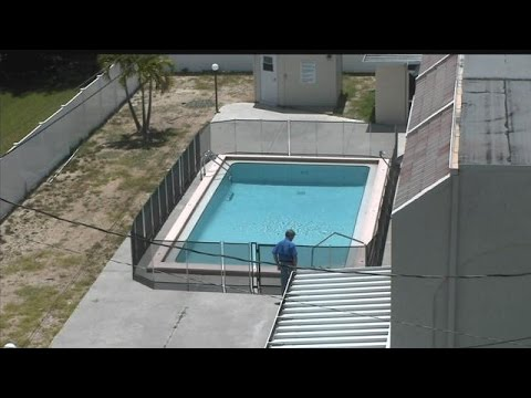 Cape condo complex's pool barrier fails inspection again