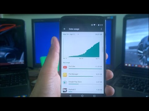 10  Tips to reduce data usage on android phone