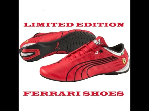 Ferrari Puma shoe  review