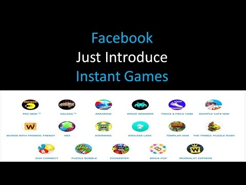 How To Play Instant Games on Facebook Messenger