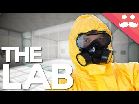 How to Build a LABORATORY in Minecraft!