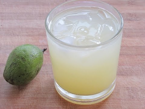 Raw Mango Squash Recipe - Aam Ka Panna Squash Recipe - Homemade Green Mango Squash   Nisa Homey