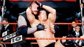 Dominating moves that defeated The Undertaker: WWE Top 10