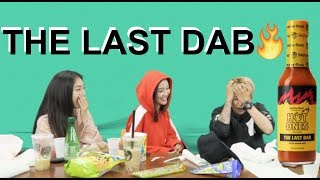 Download THE LAST DAB HOT SAUCE? w/ EMILYGHOUL&KIRSTIN Video