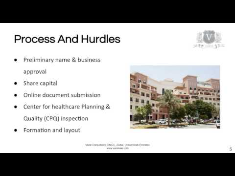 Dubai Health Care City   Make Your Benefits Exceed Costs