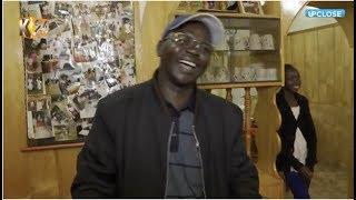 Upclose with Governor John Lonyangapuo on #WeekendWithBetty