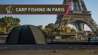 Carp Fishing In Paris!