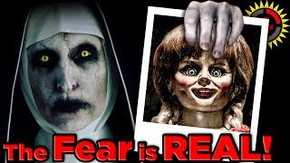 Download Film Theory: The TRUE STORY of The Conjuring Horror Movies - What REALLY Happened? Video