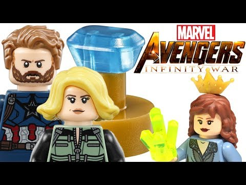 LEGO Outrider Dropship Attack 76101 Avengers Infinity War Review