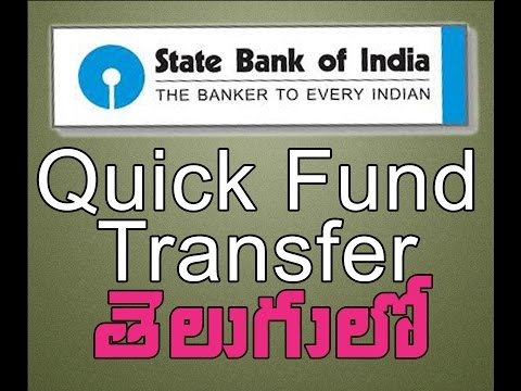 how transfer money in online sbi without adding beneficiary (sbi quick transfrer)