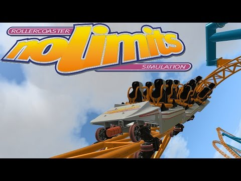 No Limits 2 Fahrenheit (hershey park teaser)