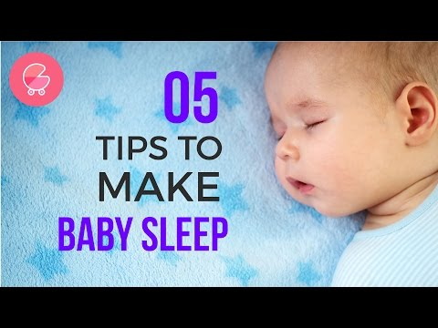 5 Tips to Make Baby Sleep All Night | Babygogo