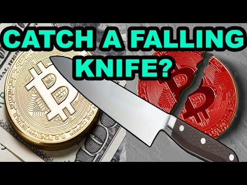 Cryptocurrency: Falling Knife or Buying Opportunity?