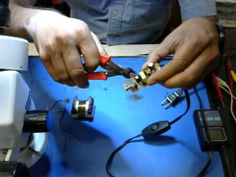 Smps transformer testing_The easy way