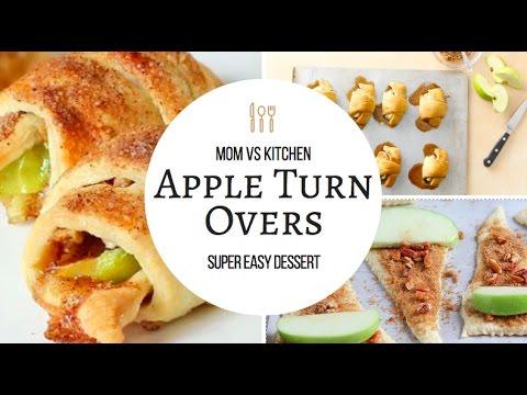Mom VS Kitchen : Pillsbury Apple Turnovers
