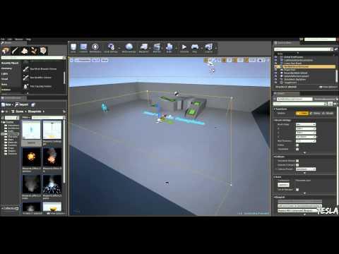 Unreal Engine 4 Tutorial - Basic AI Navigation