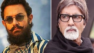 THUGS OF HINDOSTAN: Aamir Khan Talks About Working With Amitabh Bachchan