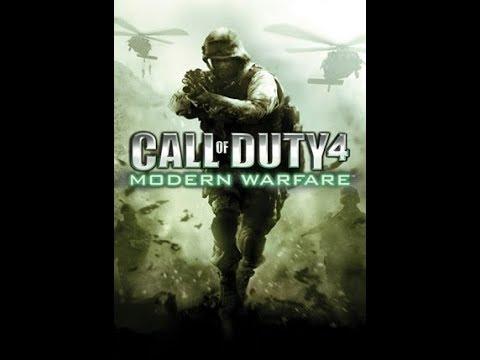 Cara instal call of duty 4 modern warfare