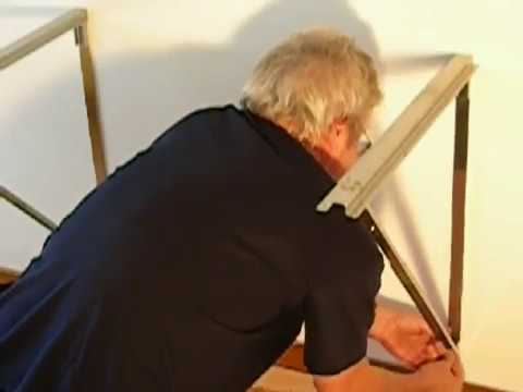 Folding Table Installation Video Tutorial - Complete wall mounting