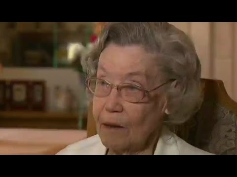 104-year-old woman's secret: 3 Dr. Peppers a day