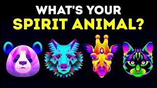 Download What's Your True Spirit Animal? Personality Test Video