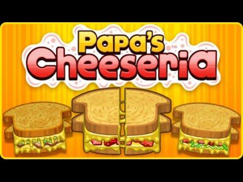 Papa's Cheeseria | Part 8 - Mango Cream Cheese