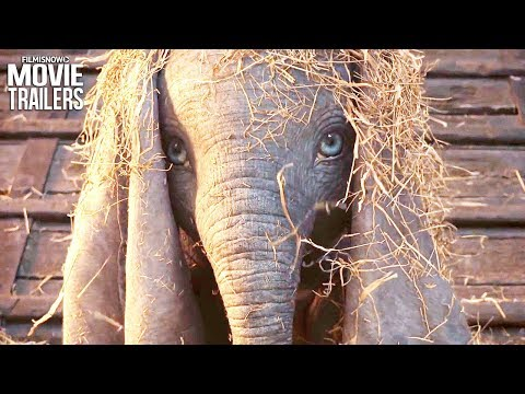DUMBO Teaser Trailer NEW | Disney Live Action Movie