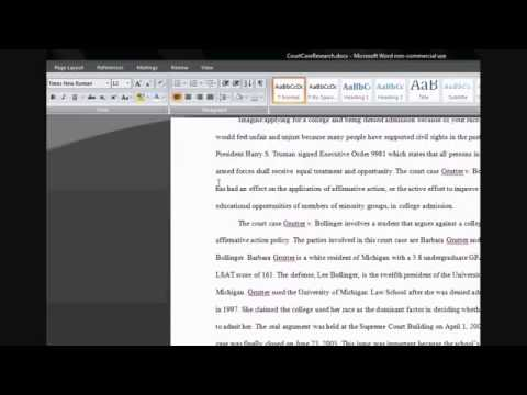 Microsoft Word Different Headers or Footers on Each Page