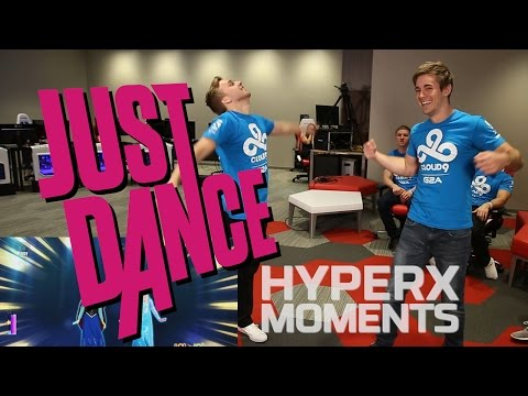 Cloud9 Just Dance - HyperX Moments