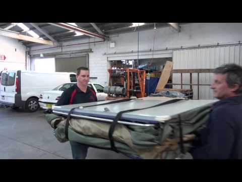 Whats Up Downunder - Time-lapse Video Gordigear Roof Tent Installation