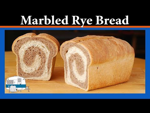 How to make Marbled Rye Bread