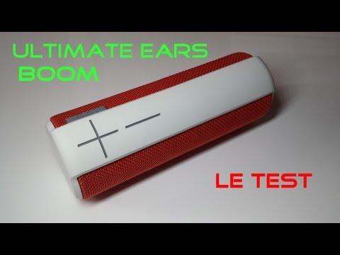 Test enceinte portable Ultimate ears Boom