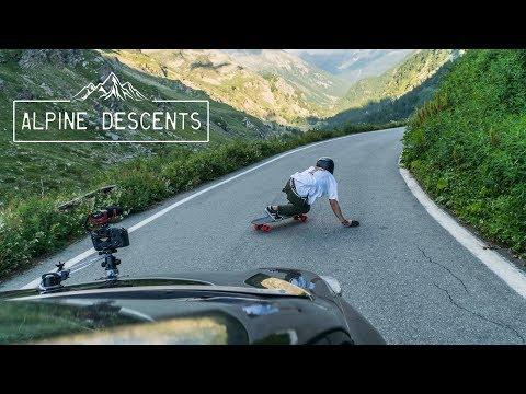 Alpine Descents    Part 3