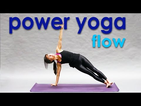 Power Yoga Workout ~Spring Recharge