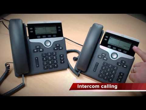 Cisco 7800 7821 7841 IP Phone Training