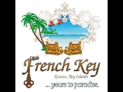 Getting to Little French Key, Roatan Honduras